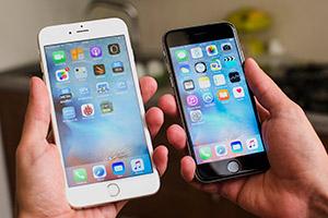 Apple iPhone 6s e iPhone 6s Plus a confronto