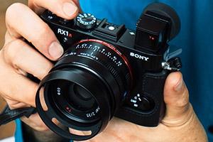 Sony RX1 R II: Full Frame da 42,4 megapixel e ottica F2