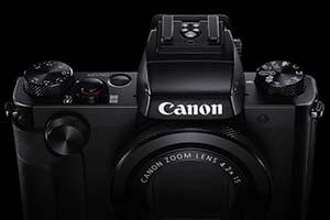 Canon PowerShot G5X - Creative Shot