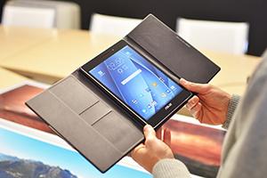 Tablet ASUS ZenPad S8.0: le foto