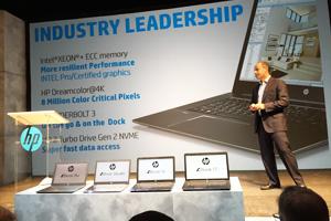 HP ZBook, si rinnova la linea di workstation mobile da HP Inc.