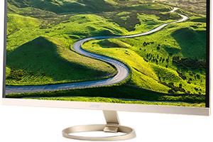 Nuovi monitor da Acer al CES 2016 di Las Vegas