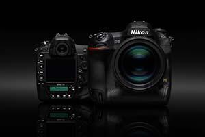 Nikon D5, corpo macchina