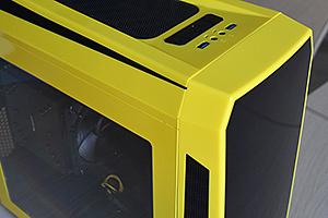 BitFenix Aegis, design: foto della recensione