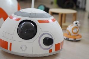 BB-8 creato con Arduino Uno