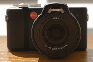 Leica X-U: eccola dal vivo direttamente dal Leica Store