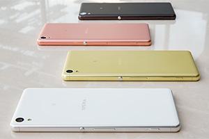Sony Xperia X, la nuova famiglia di smartphone in foto