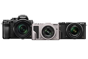 Nikon DL, compatte premium con ottiche luminose