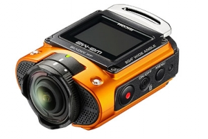 Ricoh WG-M2, action cam rugged 4K