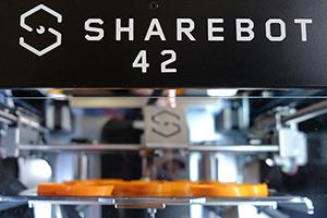 Sharebot 42: risposta alla alla domanda fondamentale sulla stampa 3D