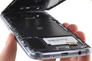 Samsung Galaxy S7, foto degli interni