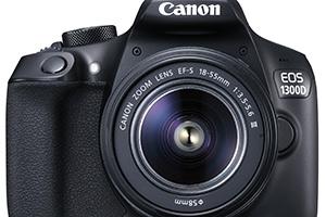 Food Instagrammer, ecco per voi la nuova Canon EOS 1300D