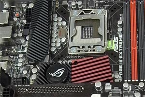 Asus Rampage III Extreme Extender