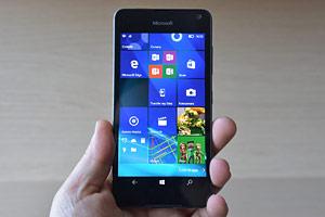Microsoft Lumia 650 - Foto dal vivo