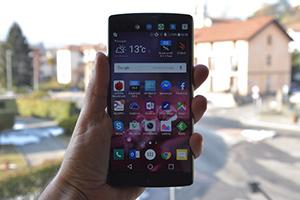 LG V10: tutte le foto della recensione