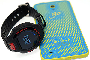 Alcatel OneTouch Go Play e Go Watch