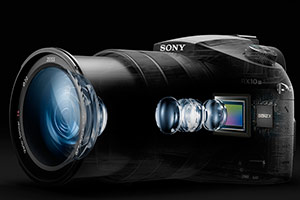 Sony RX10 III: zoom 25x 24-600mm f/2,4-4