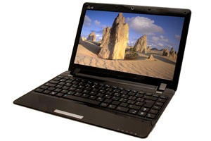 ASUS Eee PC 1201T con CPU AMD Athlon Neo MV-40