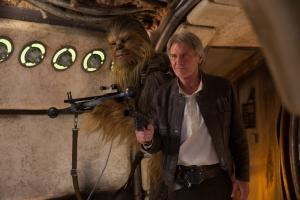 Star Wars Il Risveglio della Forza: immagini del film