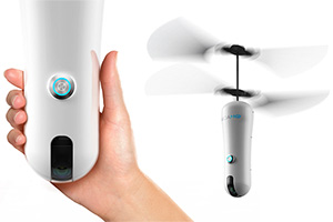 ROAM-e: il selfie stick 'on steroids'