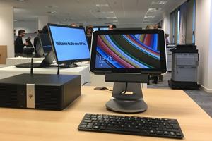HP Italia: Innovation Center - Cernusco sul Naviglio