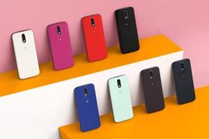 Moto G4 - Immagini ufficiali