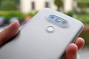LG G5, immagini dello smartphone modulare