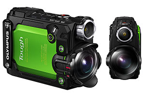 TG-Tracker: l'action camera rugged alla maniera di Olympus