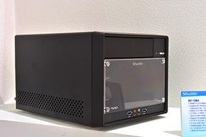 I computer Shuttle al Computex 2016