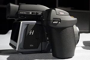 Hasselblad H6D-50c: eccola dal vivo