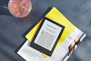 Amazon Kindle, il nuovo modello 2016
