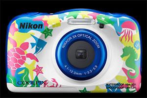 Nikon Coolpix W100: sbarazzina a 10 metri di profondità