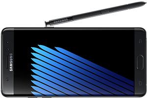 Samsung Galaxy Note7: foto live