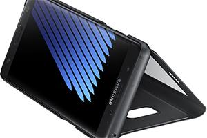 Samsung Galaxy Note7: accessori ufficiali