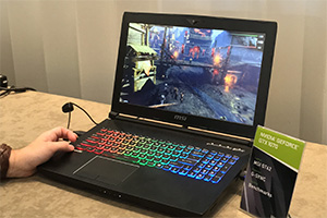 I notebook con GPU GeForce GTX 1080, 1070 e 1060