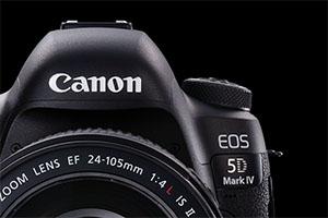 Alcune immagini della nuova Canon EOS 5D Mark IV