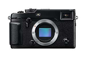 Fujifilm X-Pro2, Corpo macchina