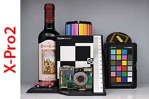 Fujifilm X-Pro2, Serie ISO