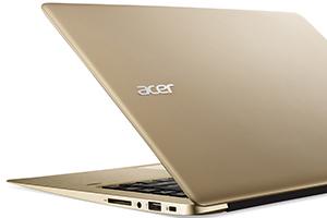 Acer Swift serie 3: foto ufficiali