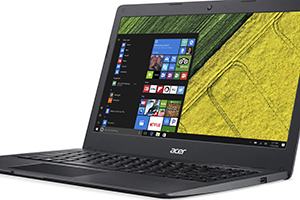 Acer Swift serie 1: foto ufficiali