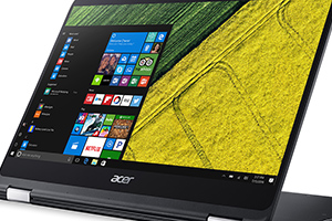 Acer Spin serie 7: foto ufficiali