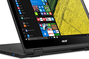 Acer Spin serie 5: foto ufficiali
