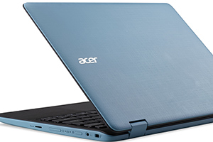 Acer Spin serie 1: foto ufficiali