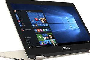 ASUS ZenBook Flip UX360: foto ufficiali e live
