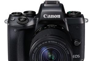 Canon EOS M5: piccola e potente, quello che serviva