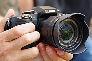 Nuova Panasonic Lumix G80