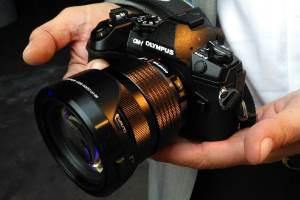 Olympus: tutte le immagini del lancio della nuova OM-D E-M1 Mark II