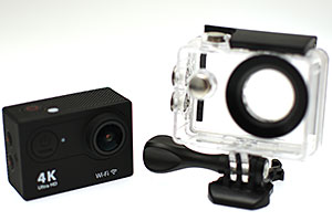 Action Camera 4K Daping