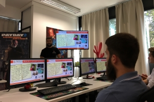 Digital Bros Game Academy: Open Day