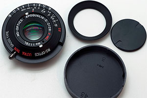 MS Optics Apoqualia-G 28mm f/2